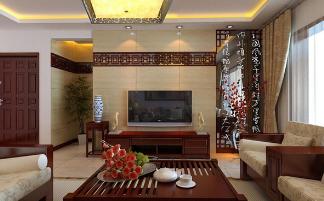 简中式风格设计理念就是结合现代简约风格和传统中式