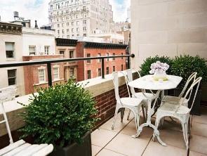 室内装修设计培训:家庭阳台装修设计五项建议
