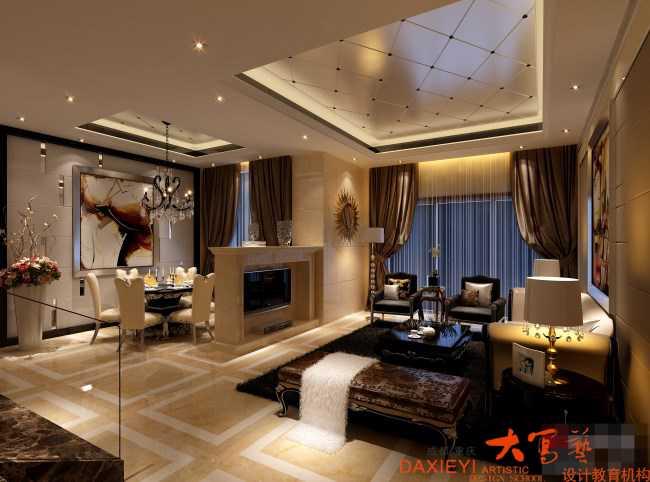酒店设计界享誉盛名,其代表作有韩国民土咖啡,印度红堡餐厅,五千年茶
