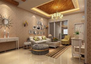 室内设计风格之乡村田园风格的设计要素