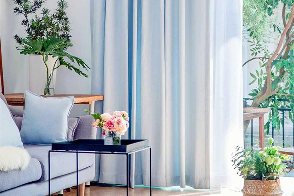 干货课堂|软装设计中窗帘的应用